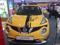 Cần bán Nissan Juke AT sản xuất 2017, màu vàng