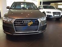 Bán xe Audi Q3 2.0T sản xuất 2016, màu nâu, nhập khẩu