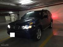 Cần bán BMW X5 năm sản xuất 2003, màu đen còn mới