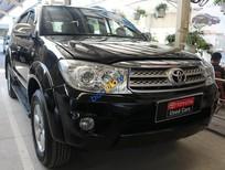 Cần bán gấp Toyota Fortuner năm sản xuất 2010, màu đen