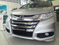 Bán Honda Odyssey 2.4 AT năm sản xuất 2016, màu bạc, nhập khẩu nguyên chiếc