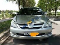 Bán Toyota Innova MT đời 2006, màu vàng số sàn