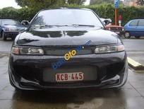Bán xe cũ Mazda 626 đời 1997, màu đen số sàn