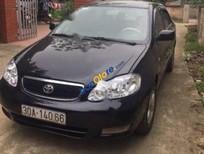 Xe Toyota Corolla altis 1.8G đời 2002, màu đen, giá chỉ 273 triệu
