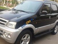 Bán Daihatsu Terios Limited đời 2005, màu đen số sàn