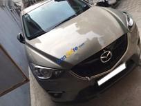 Xe Mazda CX 5 năm sản xuất 2015, màu nâu