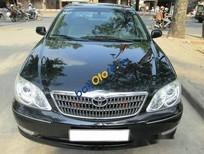 Chính chủ bán Toyota Camry 2.4G đời 2006, màu đen