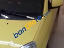Bán Kia Morning LX 2010, màu vàng xe gia đình, giá chỉ 220 triệu