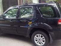 Bán Ford Escape 2.3L đời 2011, màu đen số tự động