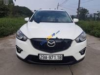 Cần bán xe Mazda CX 5 năm 2013, màu trắng như mới, giá 780tr