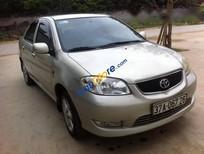 Cần bán Toyota Vios MT đời 2005 xe gia đình