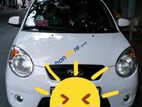 Bán xe Kia Morning Van năm sản xuất 2010, màu trắng, nhập khẩu nguyên chiếc số tự động
