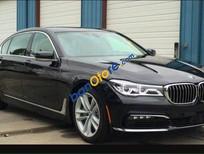 Bán BMW 7 Series 730LI năm sản xuất 2016, màu đen, nhập khẩu