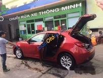 Bán Mazda 3 AT đời 2015, màu đỏ chính chủ