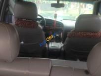 Bán xe cũ Ssangyong Musso đời 2003, màu đen