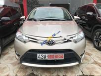 Cần bán gấp Toyota Vios 1.5E 2015, xe đẹp