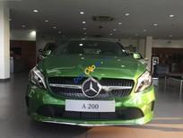 Mercedes-Benz Phú Mỹ Hưng bán ô tô Mercedes A200 2017, nhập khẩu nguyên chiếc