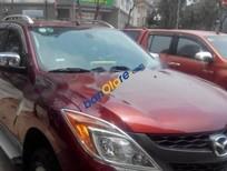 Bán xe cũ Mazda BT 50 sản xuất 2015, màu đỏ, xe đăng ký 2017, tư nhân chính chủ biển Hà Nội