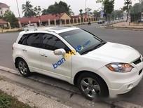Bán xe cũ Acura RDX đời 2007, màu trắng, nhập khẩu nguyên chiếc, giá tốt