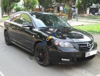 Bán Mazda 3 sản xuất 2009, màu đen, nhập khẩu như mới