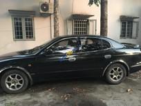 Bán ô tô Daewoo Leganza đời 2000 màu đen, giá chỉ 175 triệu