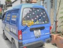 Xe Daewoo Damas sản xuất 2008, màu xanh lam, xe nhập, giá tốt