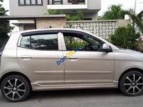 Bán ô tô Kia Morning SX năm sản xuất 2011, màu kem (be) số tự động