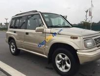 Gia đình bán xe Suzuki Vitara MT 2005, 2 cầu, vàng cát, chính chủ