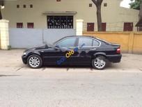 Cần bán lại xe BMW 3 Series 318i đời 2005, màu đen ít sử dụng