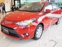 Toyota Vios E 1.5MT 2017 mới, động cơ hoàn toàn mới công nghệ Dual VVT-i Tiết kiệm 16% nhiên liệu