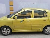 Bán xe cũ Kia Picanto năm sản xuất 2007, màu vàng, nhập khẩu