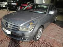Bán xe Mercedes C230 đời 2008, màu xám (ghi), chính chủ Hà Nội