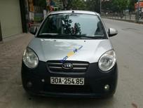 Cần bán xe Kia Morning SX sản xuất 2010, màu bạc chính chủ, giá 265tr