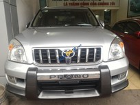 Bán xe Toyota Prado 2.7 GX đời 2008, màu bạc, nhập khẩu Nhật chính hãng