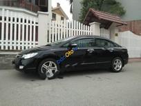 Cần bán gấp Honda Civic 2.0 đời 2008, màu đen chính chủ, 415tr