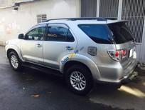 Bán xe Toyota Fortuner V đời 2013, màu bạc