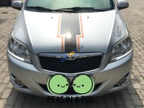 Xe Daewoo GentraX SX năm 2010, màu bạc, xe nhập