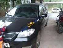 Bán ô tô Toyota Vios năm sản xuất 2005, màu đen, 205tr