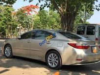 Cần bán gấp Lexus ES 300H năm sản xuất 2013, màu vàng, nhập khẩu