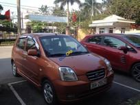 Bán Kia Morning 2006, màu vàng cam, nhập khẩu Hàn Quốc chính hãng