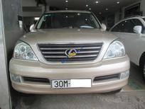 Cần bán Lexus GX 470 năm 2008, màu vàng, nhập khẩu Mỹ
