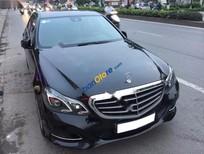 Bán Mercedes-Benz E200 sản xuất 2013, biển Hà Nội, màu đen
