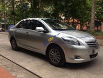 Bán Toyota Vios 1.5E năm sản xuất 2013, màu bạc, giá 435tr