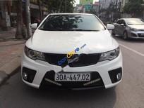 Bán xe chính chủ Kia Forte Koup 1.6AT đời 2010, màu trắng, nhập khẩu