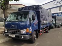 Thaco Hyundai nâng tải từ HD65 và HD72. Thaco Hyundai HD650 6.4 tấn, HD500 5 tấn