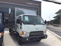 Xe tải 5 tấn Hyundai Thaco Hyundai HD650, xe tải 6.4 tấn Hyundai, Thaco Hyundai HD650 6.4 tấn
