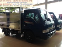 Xe tải 2.4 tấn, xe tải Kia 2.4 tấn, Thaco Kia K165S 2.4 tấn. Đời 2017 xe có sẵn giao ngay