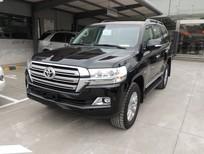 Cần bán Toyota Land Cruiser VX năm 2016, màu đen