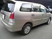 Bán Toyota Innova 8 chỗ, gia đình ít đi nên muốn bán