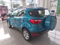 Ford EcoSport Titanium 2017, màu xanh, 555tr, lh: 0938 055 993